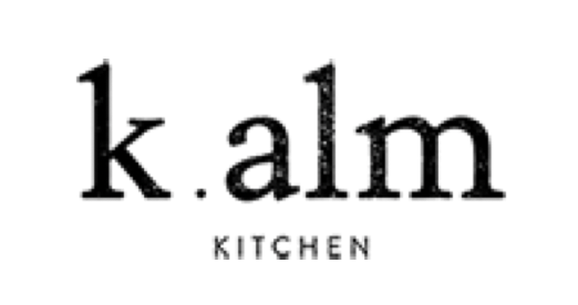 Kalm Kitchen catering logo