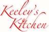 Keeley's Kitchen catering logo