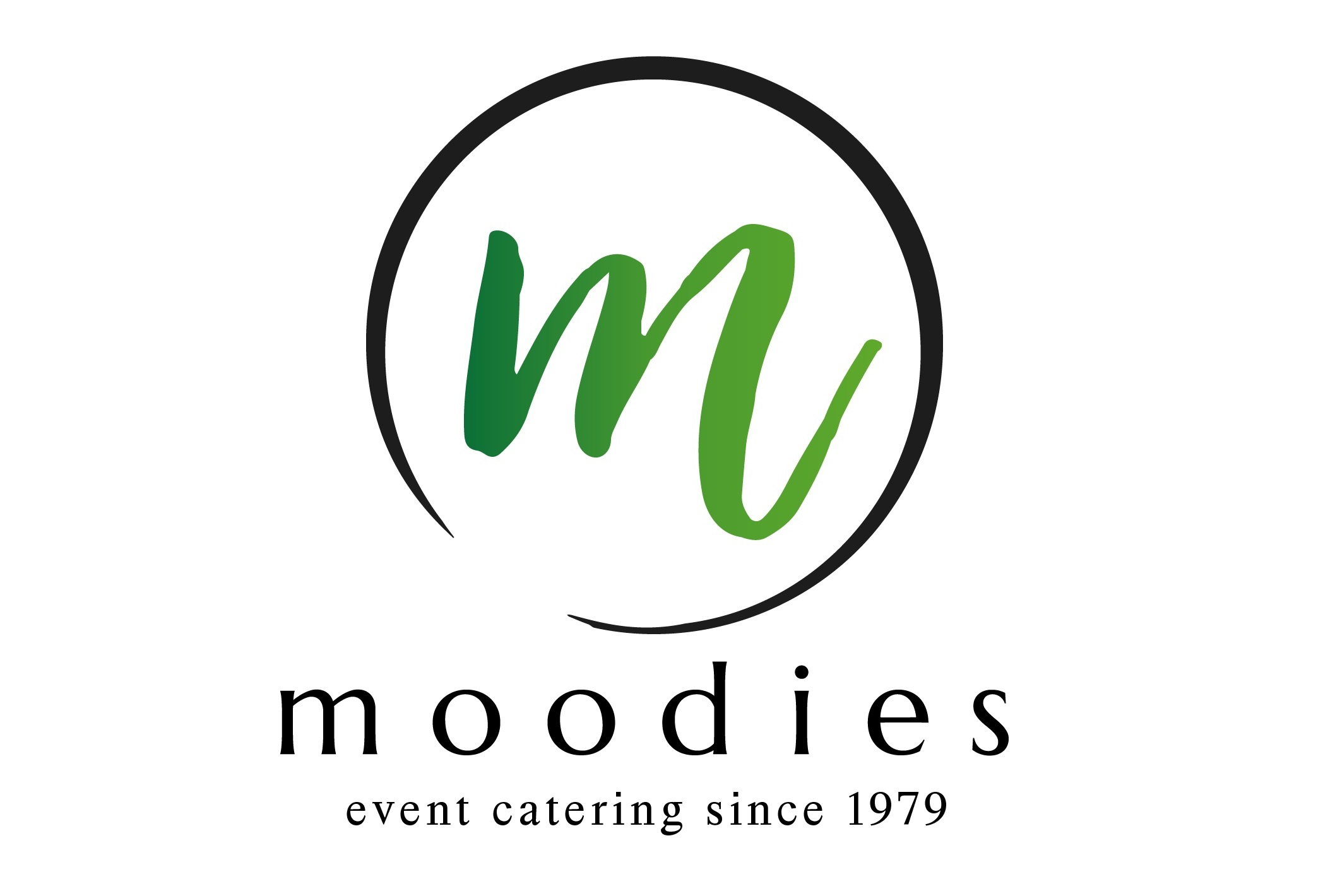 Moodies catering logo